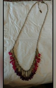 Coldwater Creek bib necklace